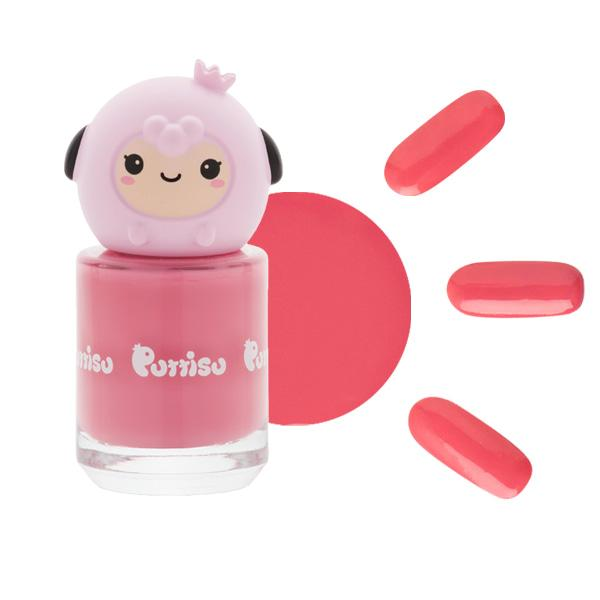 Puttisu Color Nail Polish - C14 My Love Bear