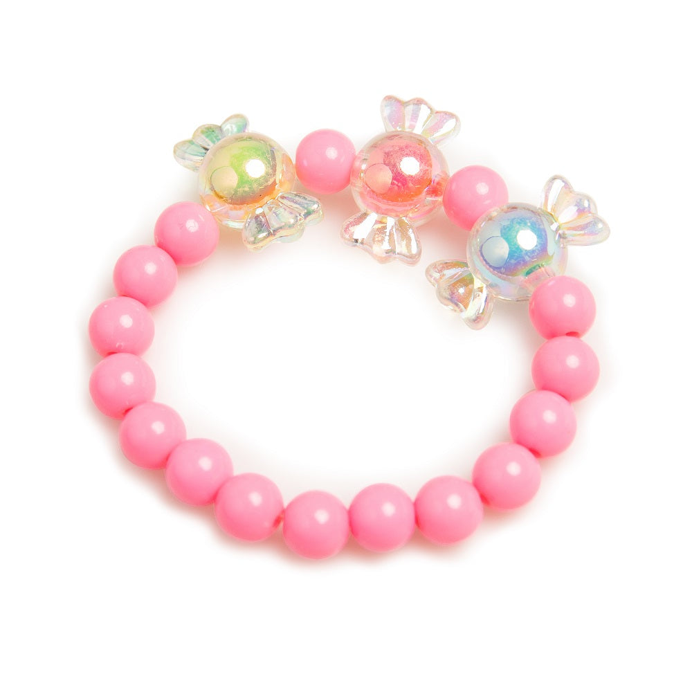 Load image into Gallery viewer, Puttisu Bead Bangle #02 Candy