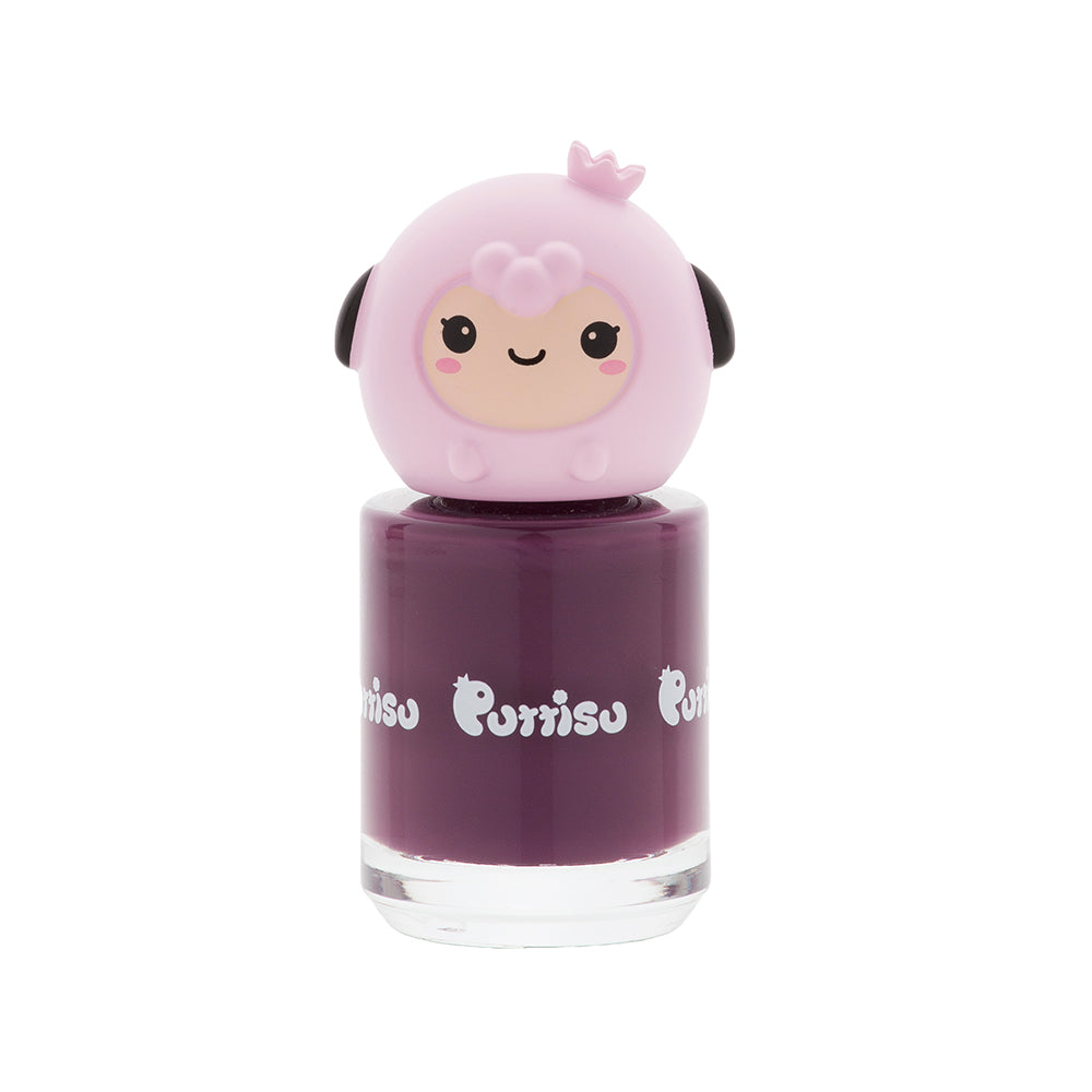 Puttisu Color Nail Polish - C11 Happy Purple