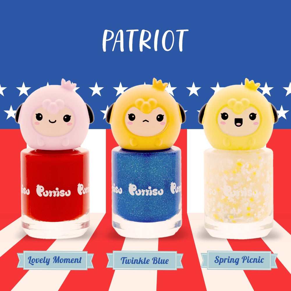 Load image into Gallery viewer, Puttisu 3-piece Patriot collection