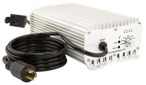 Sun System® 1 DE Etelligent™ Compatible 1000 Watt Electronic Ballast - 277-347 Volt - Sunlite Gardens Your Hydroponic,  Automation, and Gardening Supplies