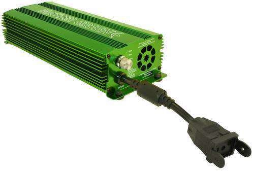 Master Green™ 1000 Watt Electronic Ballast - 120-240 Volt - Sunlite Gardens Your Hydroponic,  Automation, and Gardening Supplies
