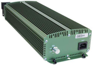 Galaxy® Commercial Electronic Ballast - 208-240 Volt - Sunlite Gardens Your Hydroponic,  Automation, and Gardening Supplies