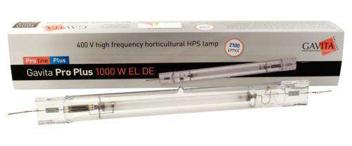 Gavita Pro Plus EL 400 V Electronic Lamps - Sunlite Gardens Your Hydroponic,  Automation, and Gardening Supplies