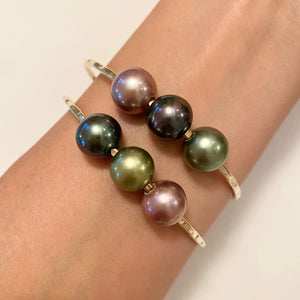 Aruba Pearl Bangle