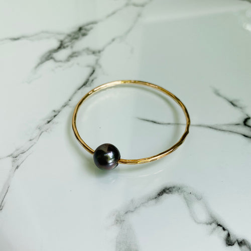 Baby Tahitian Pearl Bangle