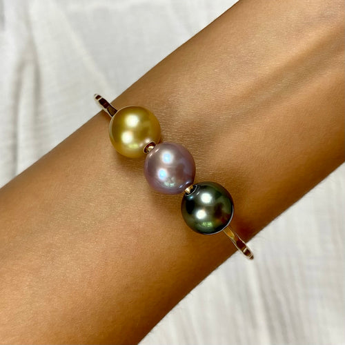 Anuenue Pearl Bangle