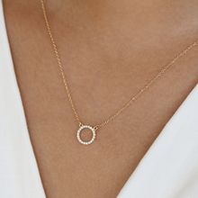 Load image into Gallery viewer, Paiko Diamond Necklace