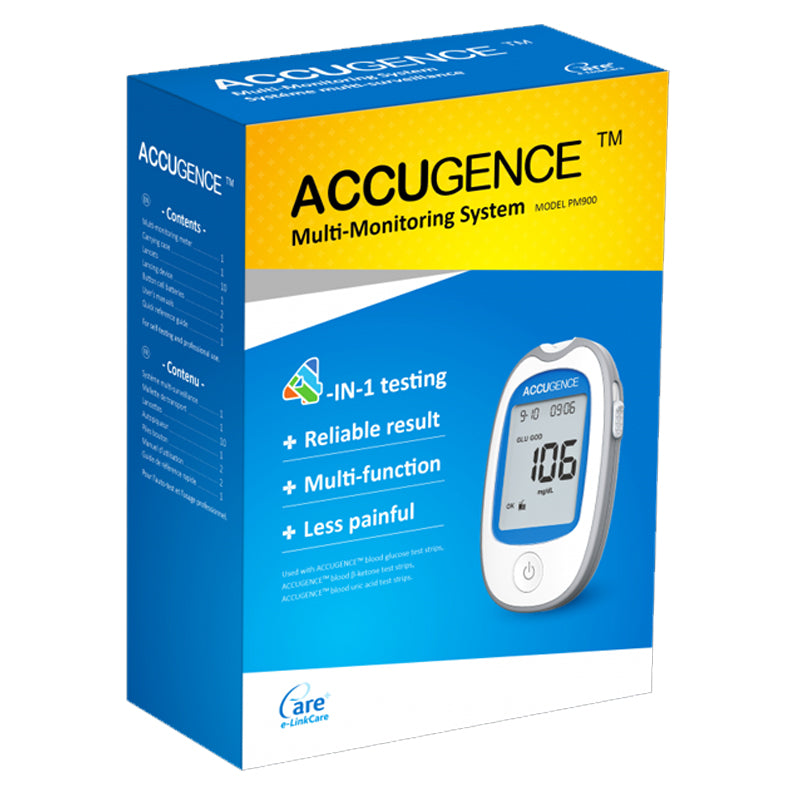 Accugence Multi Monitoring System Care eLink Care