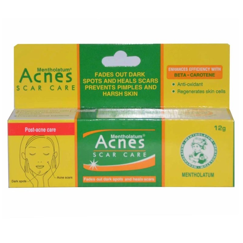 Acnes Scar Care Gel 12g Atco Laboratories LTD