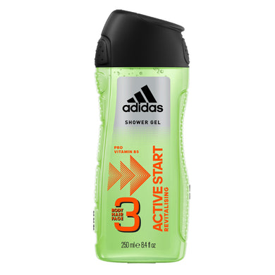 Addidas Active Start Shower Gel  250ml