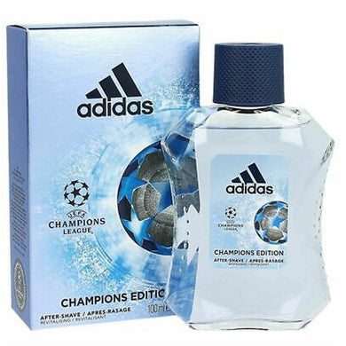 Adidas Champions League After Shave #4 For Men 3.4oz / 100ml