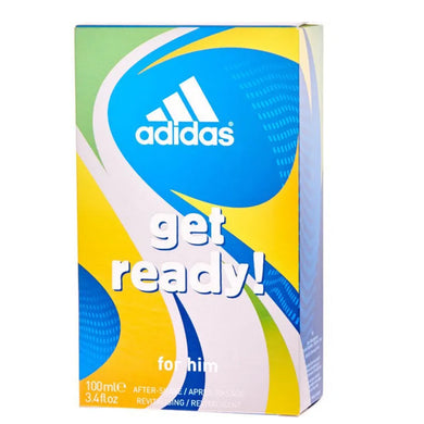 Adidas Get Ready! After Shave Lotion 100ml
