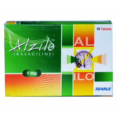 Alzilo 1mg Tab Searle Pakistan Limited Rasagiline