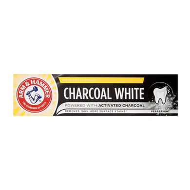 Arm & Hammer Toothpaste Activated Charcoal 75ml