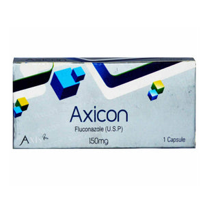 Axicon 150mg Cap Capsules Axis Pharmaceuticals Fluconazole.jpg