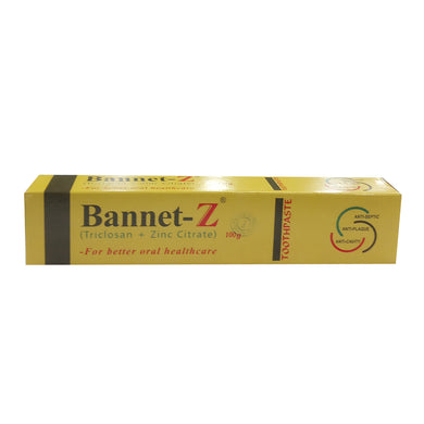 Bannet-z Tooth Paste 100g