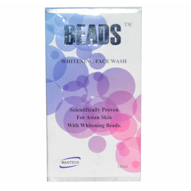 Beads Whitening Face Wash 120ml Facewash MaxitechPharma.jpg