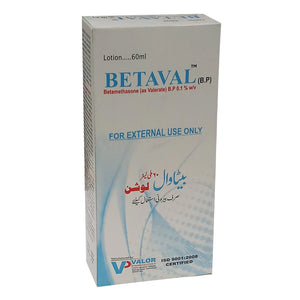 Betaval Lotion 60ml Valor Pharmaceuticals-Corticosteroid Betamethasone_as Valerate.jpg