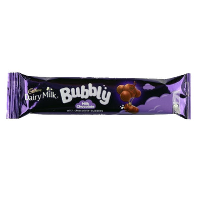 Cadbury Dairy Milk Bubbly 20 gm