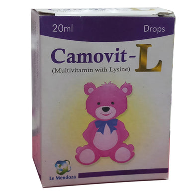 Camovit L 20ml Drop Chas A Mendoza Multivitamins jpg