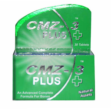 Cmz-3 Plus Tablet Brooklyn pharmaceuticals An Advanced Complete Formula For Bones