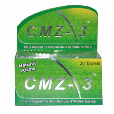 Cmz-3 Tablet Brooklyn pharmaceuticals Extra Support To Help Maintain Strong Bones