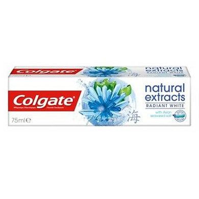 Colgate atural Extracts Radiant White Tooth-Paste 75ml jpg