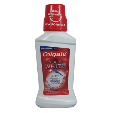 Colgate Max White Mouth Wash 250ml