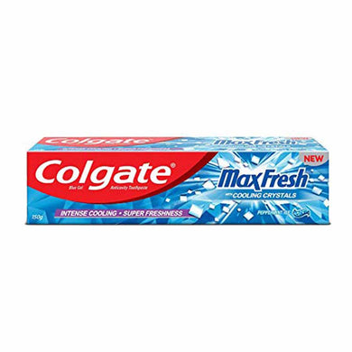 Colgate Maxfresh Cooling Peppermint ice Crystals 125g