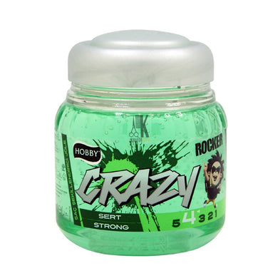 Crazy Sert Strong Hair Gel 150ml