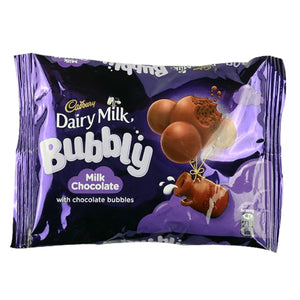 Dairy Milk Bubbly 40G
