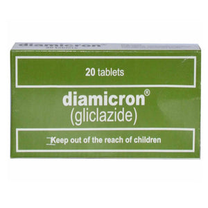 Diamicron Tab Tablet Servier Research And Pharmaceuticals Pakistan Oral Hypoglycemic Gliclazide