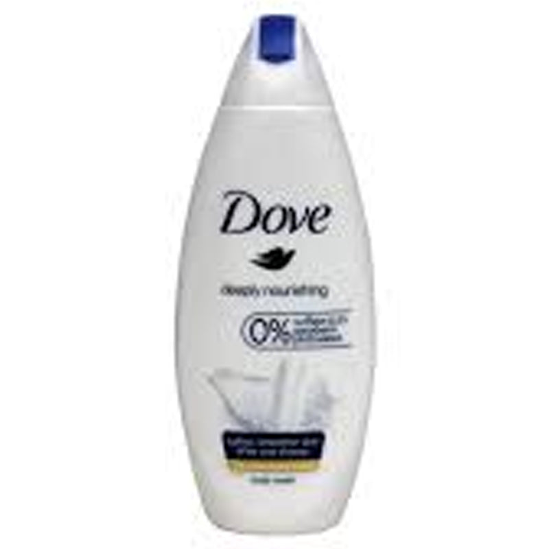 Dove Deeply Nourishing Shower Gel 500ml jpg