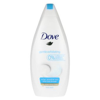 Dove Gentle Exfoiating Shower Gel 500ml