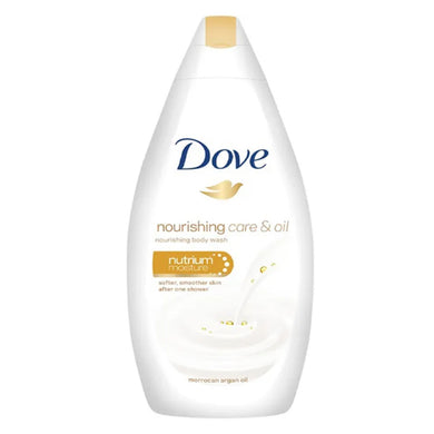 Dove Nourishing Care & Oil Shower gel 500ml