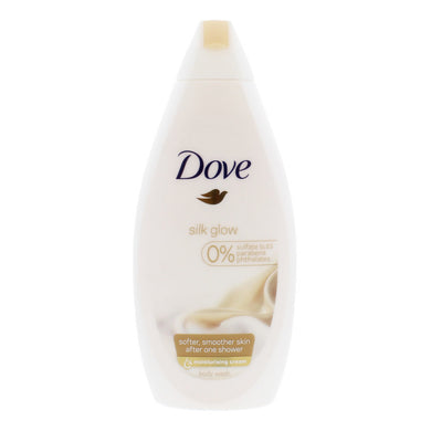 Dove Silky Glow Nourishing Shower Gel 500ml