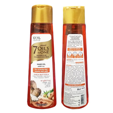 Emami 7 in one oils Shea Butter Hair Oil 100ml