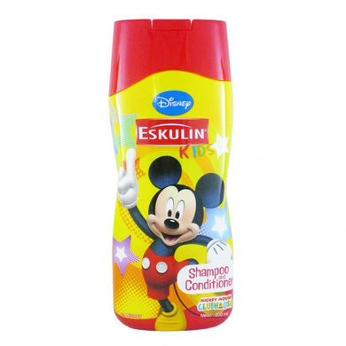 Eskulin  kids Shampoo&Conditioner yellow 200ml