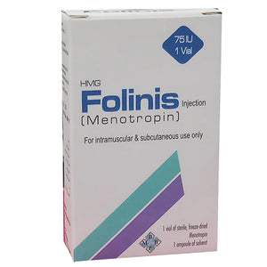 Folinis inj 75I.U Injection Menotropin