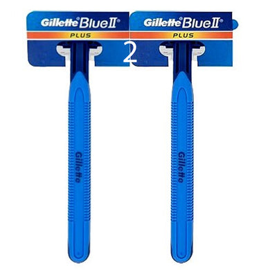 Gillete Blue II Plus