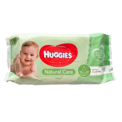 Huggies Baby Wipes Natural Care 56 jpg