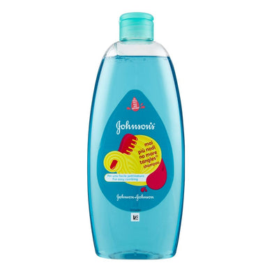 Johnson & Johnson Never More Knots Shampoo 500 ml