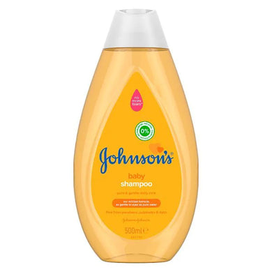 Johnson_s Baby Shampoo 500ml jpg