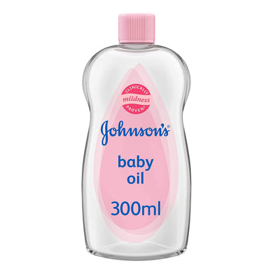 Johnson oil and baby oil 300ml