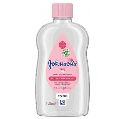 Johnsons Baby Oil 500ml jpg
