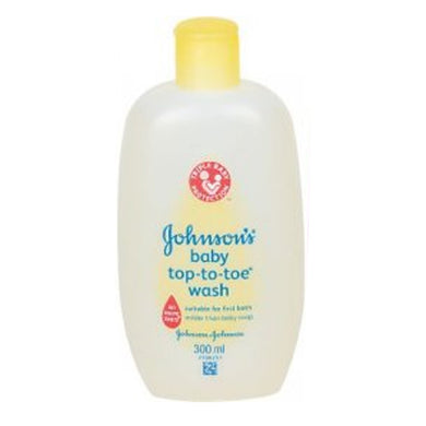 Johnsons Pure & Gentle Baby Bath Everyday Use 300ml