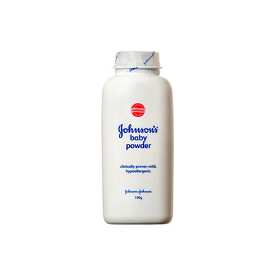 Johnsons baby powder talco 100gm