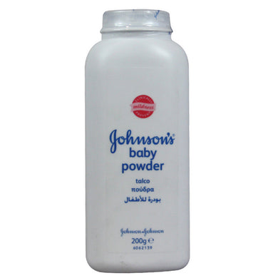 Johnsons baby powder talco 200gm