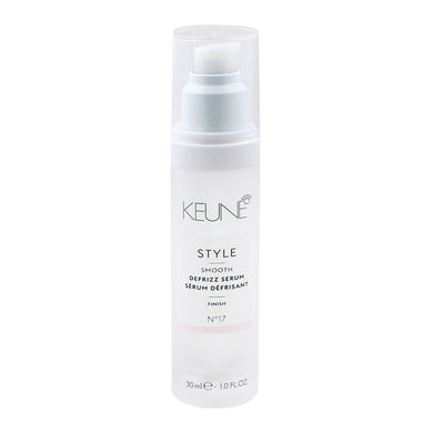 Keune Style Smooth Defrizz Serum, Finish, N-17, 30ml